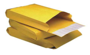 Expandable Envelope