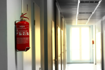 ship fire extinguishers with any major carrier