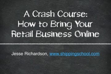 How to Bring Your Retail Business Online