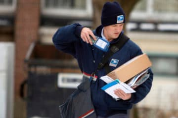USPS packages cover their costs