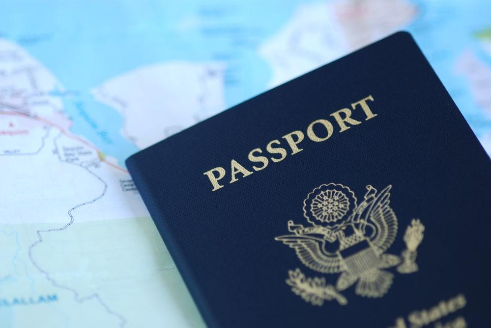 best way to send a passport