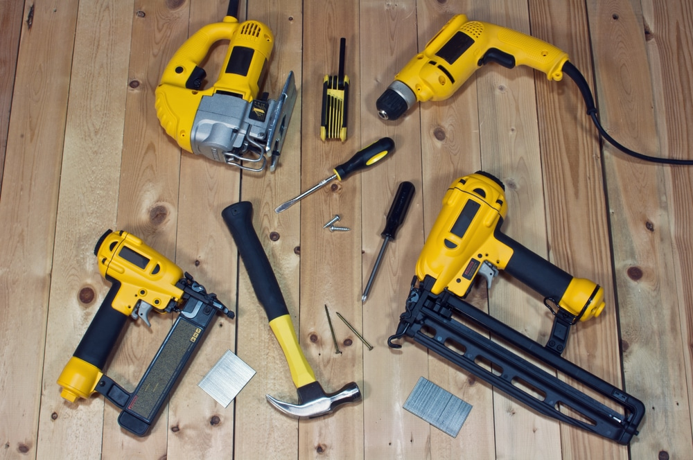 ship power tools with USPS