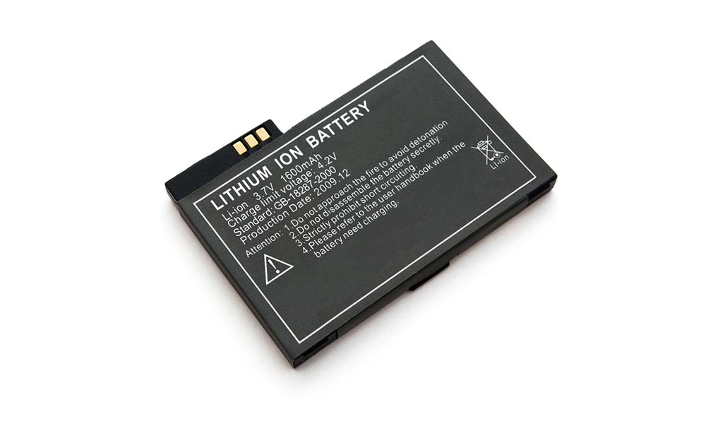 Lithium ion batteries with UPS